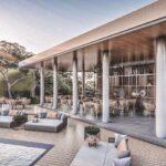 Conceptual Design Restaurant and Spa